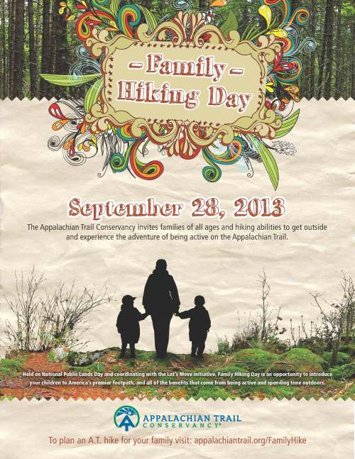 family_hike_day_Poster 2013